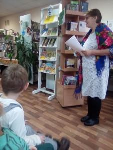 о работе библиотекаря