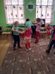 танец на 9 мая